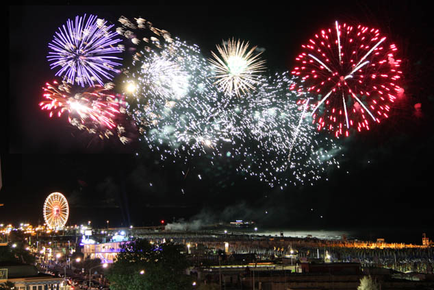 Plan the perfect July 4th holiday by visiting any of these fun destinations!
