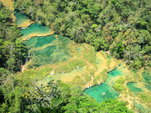 Add a natural trek through Guatemala to your bucket list and include these amazing wonders.
