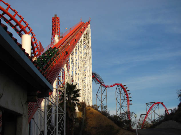 Get the thrill of a lifetime when you visit any of these heart-pumping theme parks.