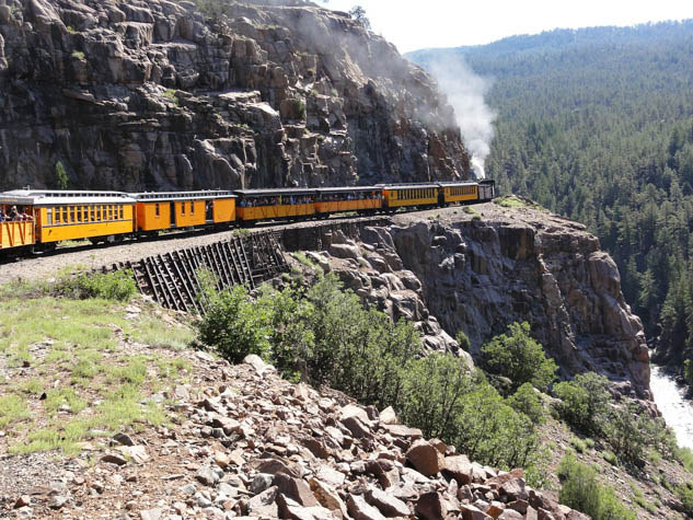 Take the trip of a lifetime by hopping on any of these classic American train adventures.