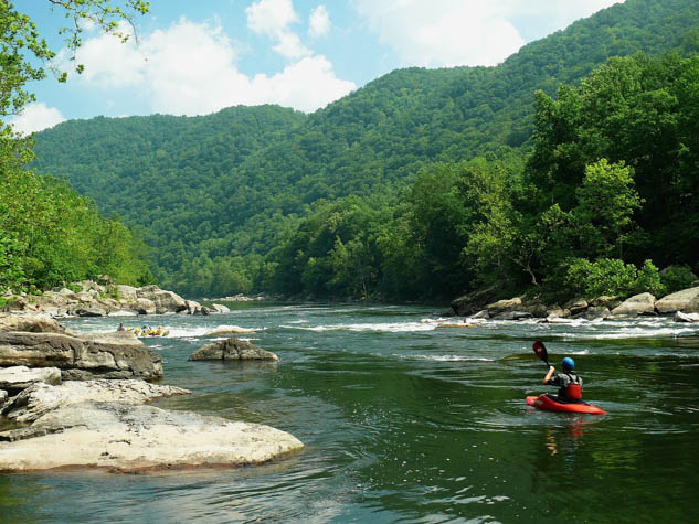 Take to the waters and discover these great areas in the US for a kayaking adventure.