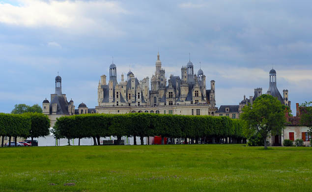 Discover new reasons to visit France's beautiful Loire Valley BESIDES the world famous wines.