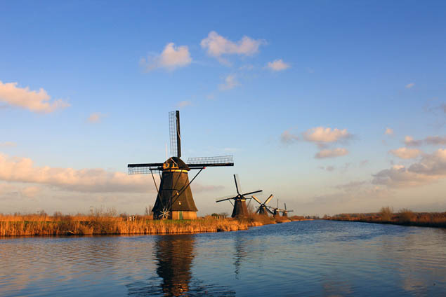 Discover that there's more to the Netherlands than just Amsterdam and visit these wonderful Dutch towns!