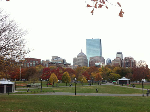 Plan a great weekend in Boston by attending one of these fall festivals.