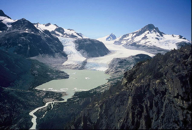 Plan a trip to visit some of the continent's best glaciers!