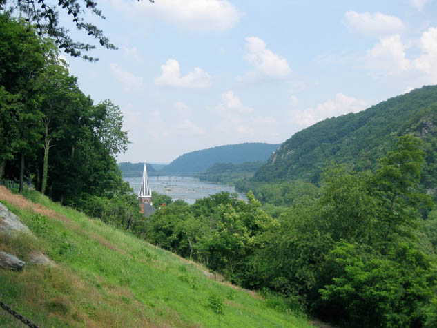 Challenge yourself by hiking all or part of the beautiful Appalachian Trail.