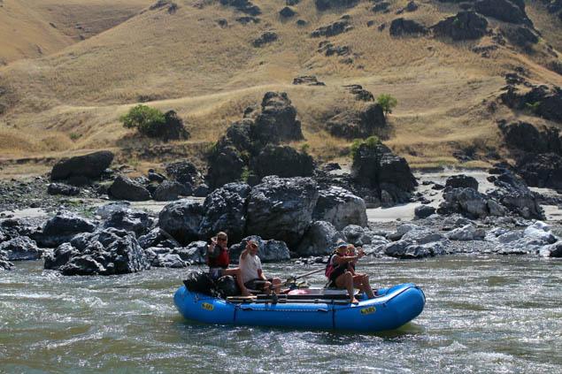 Exploring Hells Canyon Idaho By Jet Boat