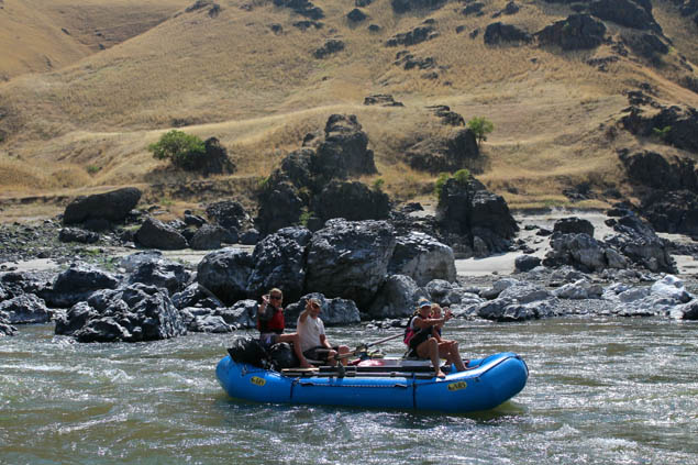 See the best of Hells Canyon through an active adventure.