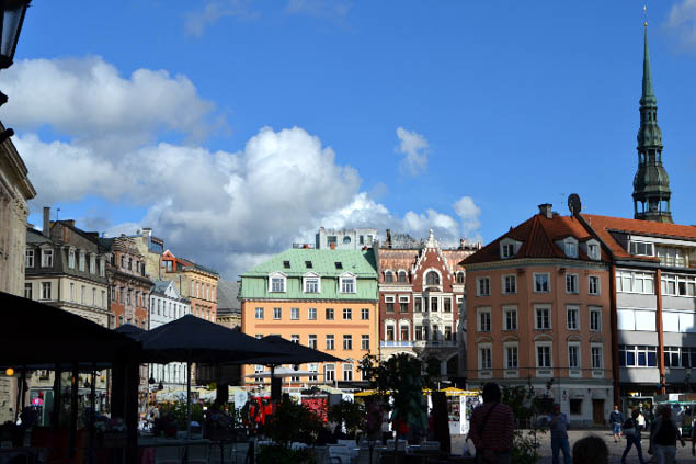 Learn more about Latvia through her beautiful cities.