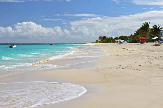 Learn more about the history of Anguilla by visiting this new park.