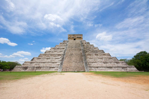 Experience Cancun away from the resorts and visit these beautiful and fascinating sites.