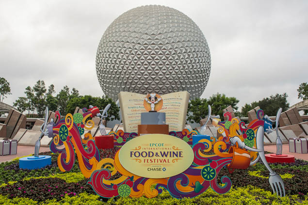 Eat your way around EPCOT at this annual and delicious festival at Walk Disney World.