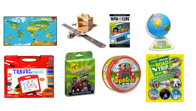 Get the perfect gift for that travel-loving kid on your list.