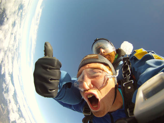 Make sure you skydive in one of these stunning regions.