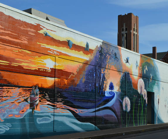 Discover the artsy side of Columbia and plan your next trip to Missouri!