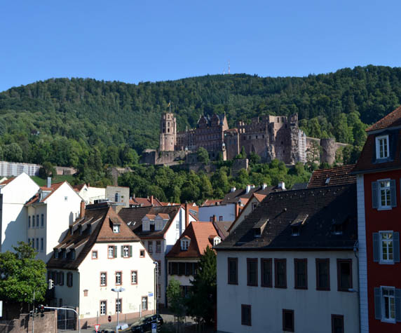 Learn more about one of Germany's most underrated cities - Heidelberg.