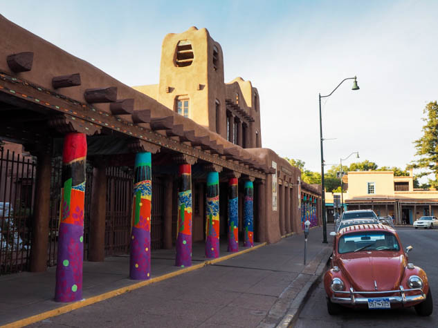 Surprise yourself by all there is to see and do in amazing Sante Fe, New Mexico!