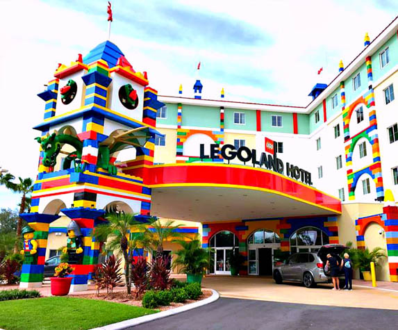 Plan a family friendly and fun getaway to Legoland with these hot tips.