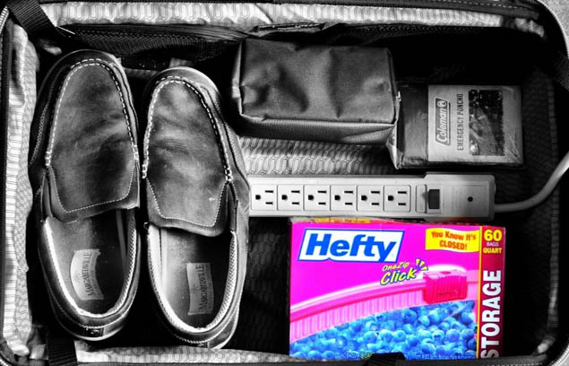 Be sure to pack these items the next time you take a trip.