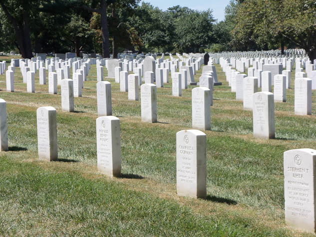 Pay your respect this Veterans Day by visiting these moving spots in and around Washington, DC.