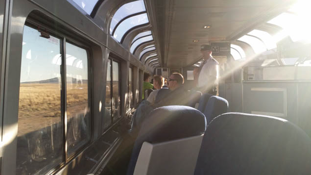 Next time you go across country try the train, but keep these points in mind before you go.
