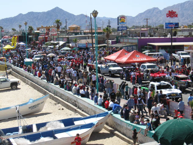Experience one of the world's great road races and also enjoy some downtime in beautiful San Felipe.