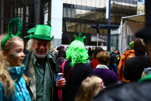 Celebrate St Patrick's Day in some off-beat locations and use this post to guide you around the country.