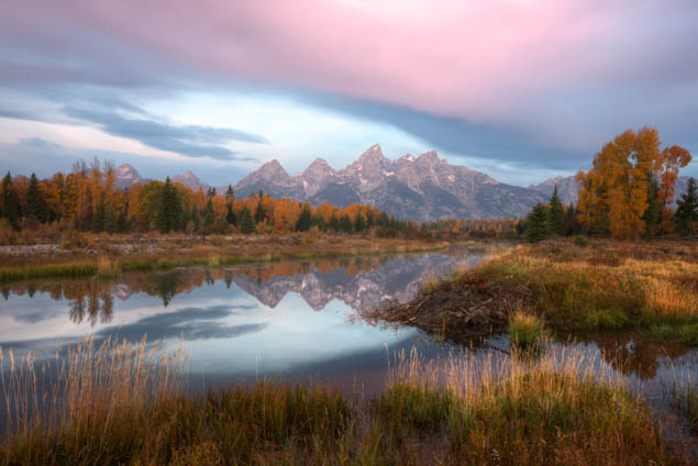 Plan an adventurous trip to Wyoming with nature at the center of then experience.