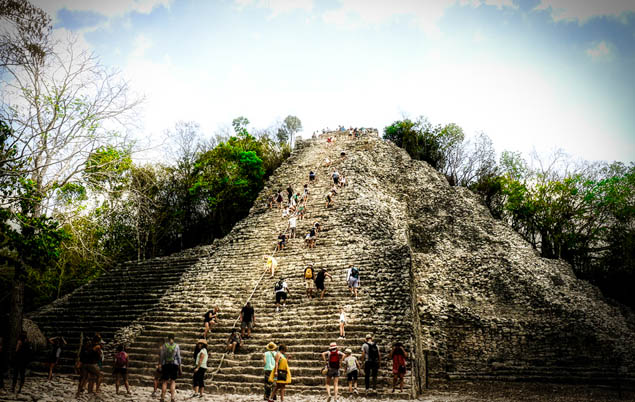 Explore the fascinating world of the Maya by visiting these extraordinary sites in Mexico.