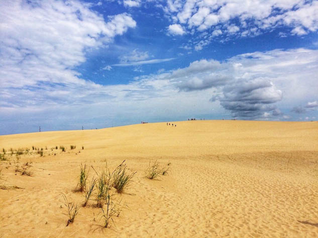 Enjoy family friendly adventures as you explore North Carolina's Outer Banks.