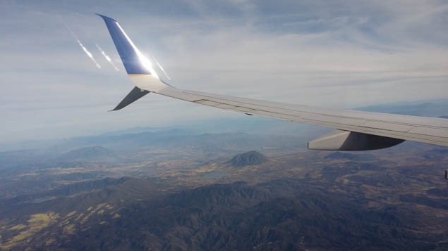 Flying doesn't have to be an unhealthy experience, use these tips to improve your next flight.