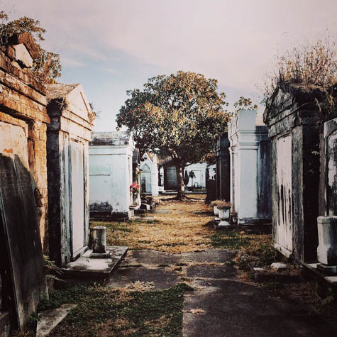 Add some spooky fun to your next trip with a visit to these famous cemeteries.