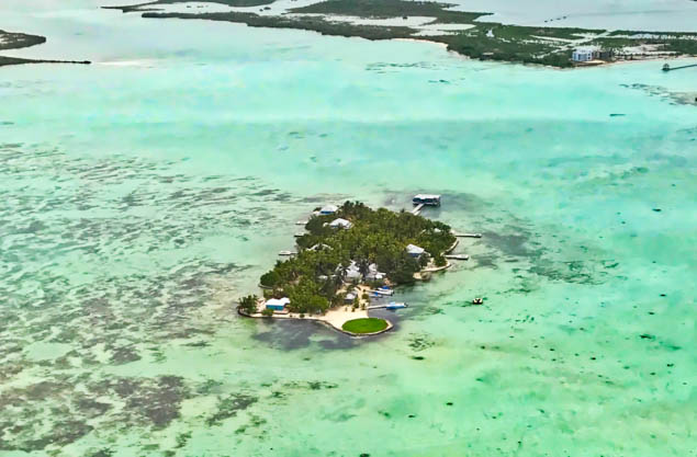 Treat yourself on your next vacation and rent an entire island!