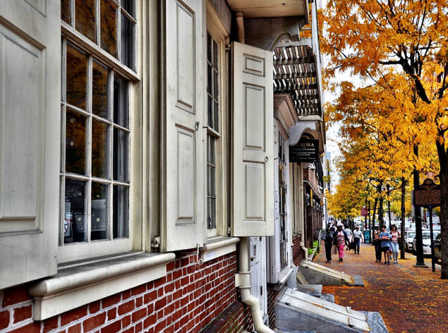 Take a break this fall and visit any one of these fun autumnal destinations.