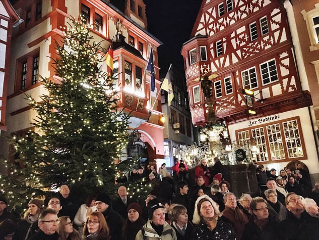 Enjoy the holiday season in Old World style at any of these fun Christmas markets in Europe.