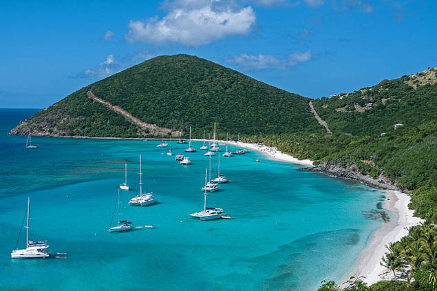 Chartering your own boat is much more affordable than you might think and these destinations to sail our among our favorite.