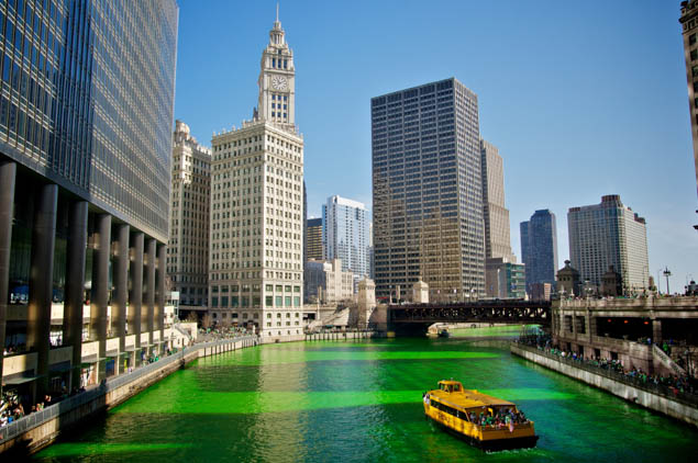 Choose from any of these cities if you want to enjoy an amazing St. Patrick's Day celebration.