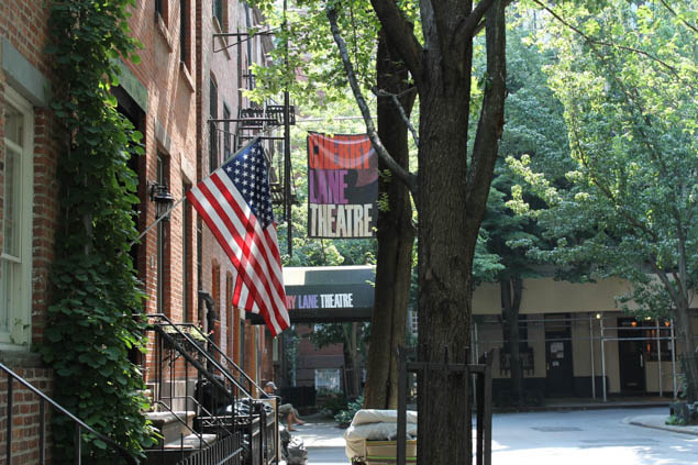 Explore New York's vibrant theater scene away from the bright lights of Broadway.