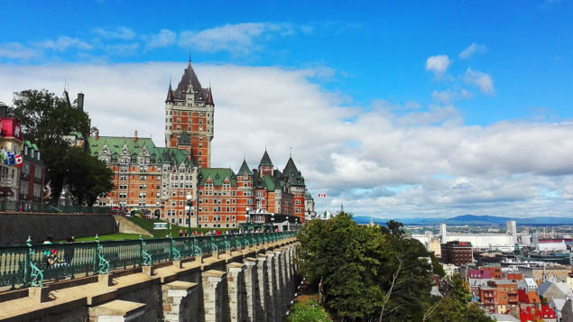 Discover European charm here in the Americas with a trip to beautiful Quebec City.