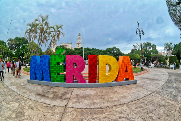 Discover everything that the beautiful city of Merida in Mexico has to offer.