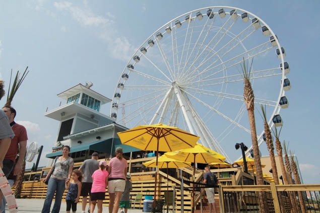Explore the beaches of the US this summer and be sure to include these fun boardwalk experiences.