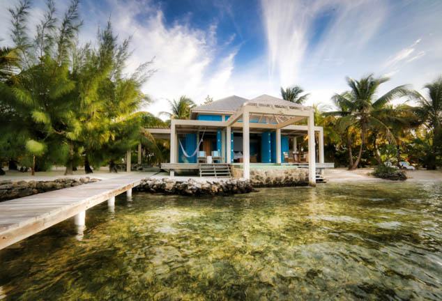 Treat yourself to a vacation you'll never forget on Cayo Espanto in Belize.