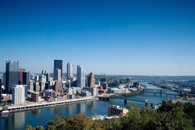 See the best of Pittsburgh from the water on these special excursions.