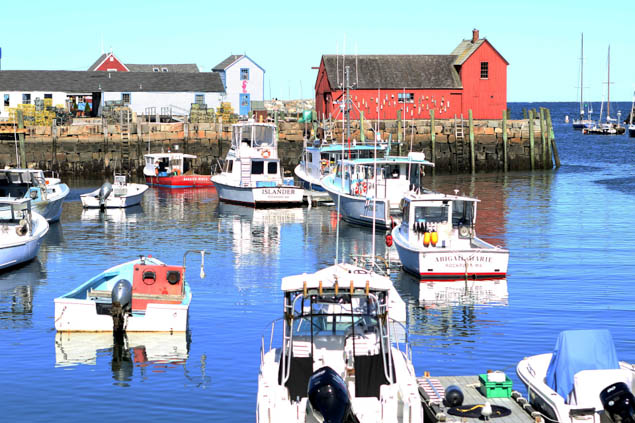 Discover one of New England's worst kept secrets, the beautiful village of Rockport.