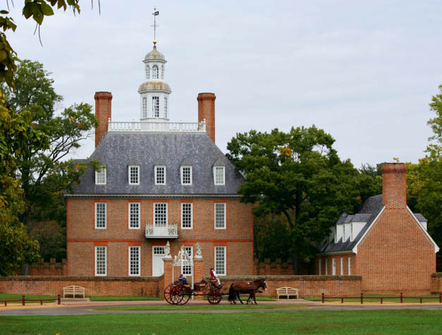 Surprise yourself with some of these fun activities in Williamsburg, Virginia.
