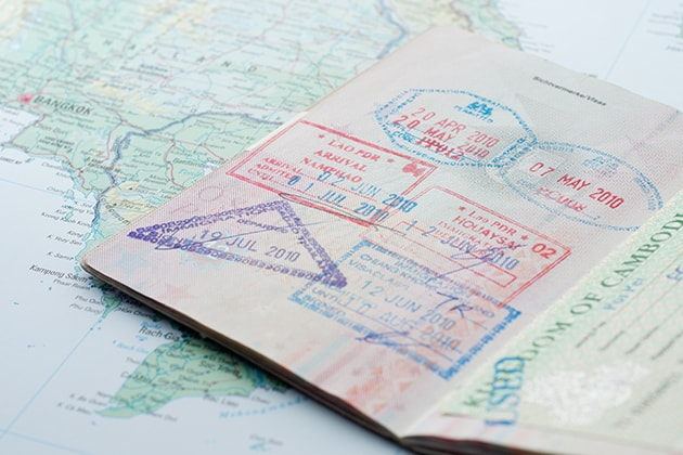 travel document checklist