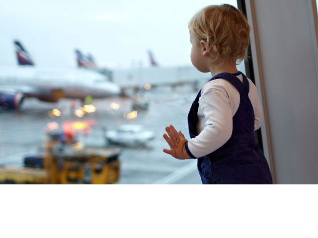 Other travelers may shirk when a child boards a plane, but with these tips, traveling with toddlers will be less stressful for everyone.