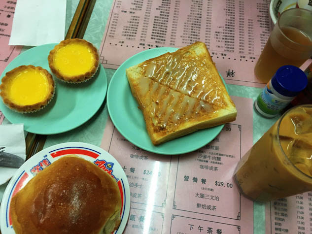 Experience Hong Kong in the best way possible - through its food culture.