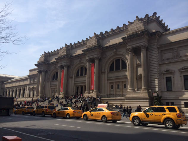 Plan an amazing day visiting the treasures of the MET in New York City.