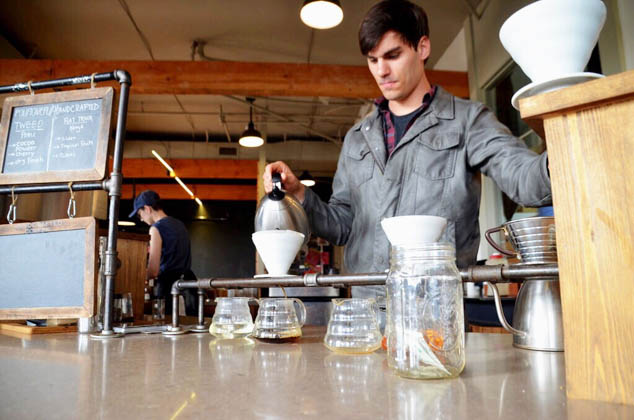 Learn the in's and out's of Denver's famous and delicious coffee culture.